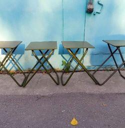 Αναδιπλούμενες καρέκλες της ΕΣΣΔ