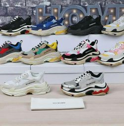 Balenciaga Triple S new collection