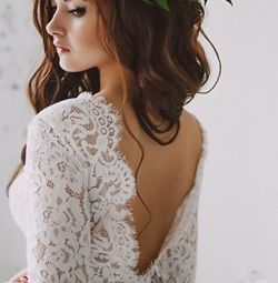 Wedding Dresses. New with sleeves