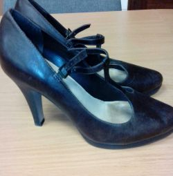 Туфли Бразилия,кожа,новые