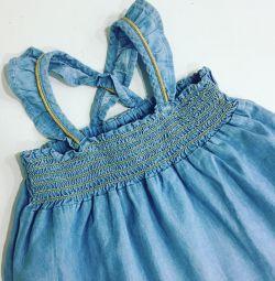 💙 Κορυφαία μπλούζα KIABI 3 ετών. 💙