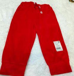 Velvet trousers (new) p.80-86
