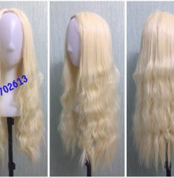 Wig blond Snow Maiden