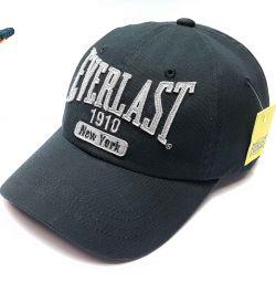 Бейсболка Everlast (чорний)