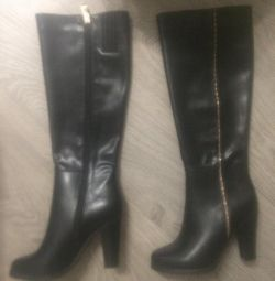 New boots (female) 37r-r