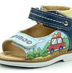 Çocuk için Tapiboo sandalet