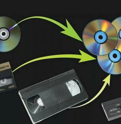 Digitization of any home video tapes.