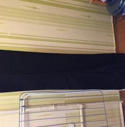 Αντρικά μαύρα παντελόνια