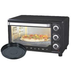 Oven SA-7000BP 1500W 27l form d / baked