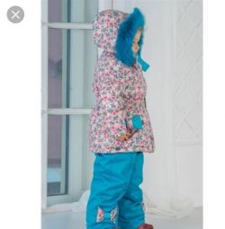 Winter overalls in excellent condition