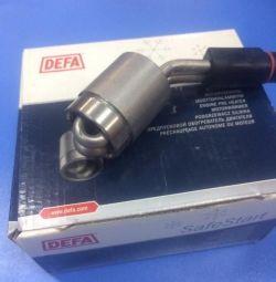 Heater DEFA 411132 for Chevrolet spark