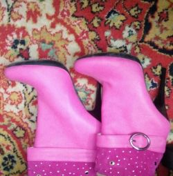 Spring-Autumn boots