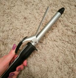 Professional curler for hair BaByliss PRO