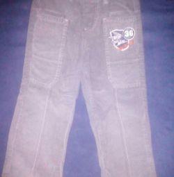Jeans Velvety Gloria.