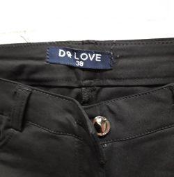 Pantaloni pentru fete.