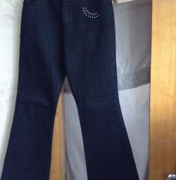Jeans new 46-48 / L HIGH