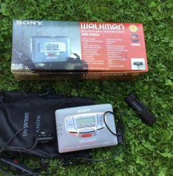 Walkman Sony WM GX 654 Japan