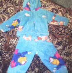 Детский костюм смешарики