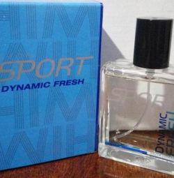 Sport Dynamic Fresh - X - aroma of freshness