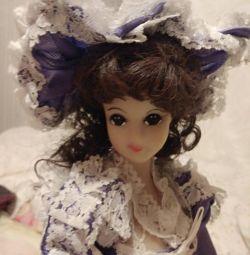 Doll - music box
