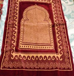 Rug for prayer 65 * 108
