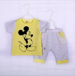 Costum Happybaby cu mickey