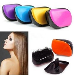 Hairbrush for matted hair Compact Styler