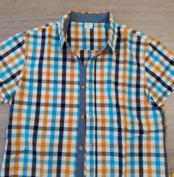 Gömlek Austin s. 158-164, 12-14 yıl boyunca