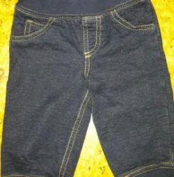 Детские джинсы Carter (Картер) 62-68 см