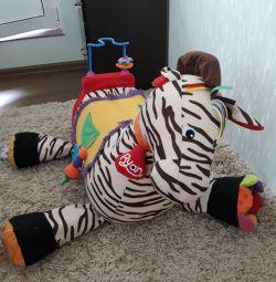 Το αναπτυσσόμενο παιχνίδι Zebra