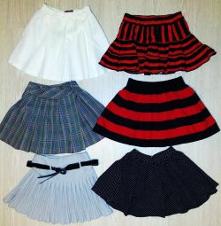 Mini skirts summer 42-46