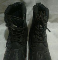 Winter - Autumn Boots