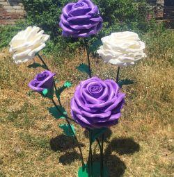 Большие Цветы на заказ и в наличии