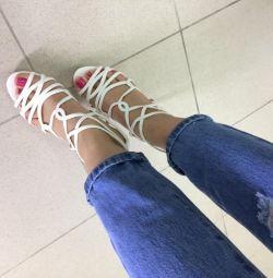 Sandals, 36