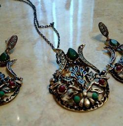 Bijuterii costum bronz