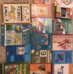 Books and workbooks