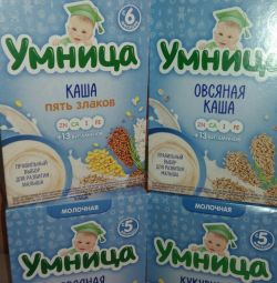 Children's milk porridge