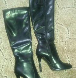 μπότες φθινόπωρο-άνοιξη