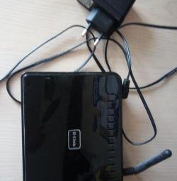 Routerul D-link dir-300