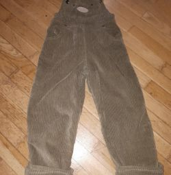 Overalls height 104-110