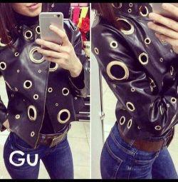 Jackets leatherette