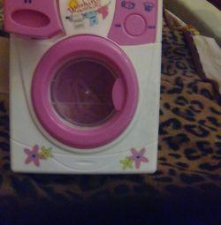 Нова дитяча пральна машинка з 3 років.