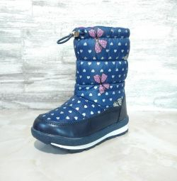 New winter membrane boots