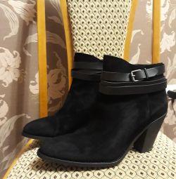 Mango Ghete Boots
