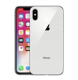 Apple iPhone X 64GB Silver - - Noutăți în stoc