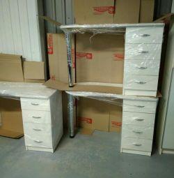 Столы маникюрные (новые)