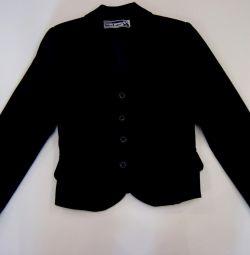 School uniform, jacket, height 128