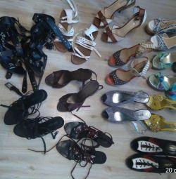 Παπούτσια / Σανδάλια / Μπότες Αστρά