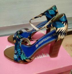 New zenden sandals