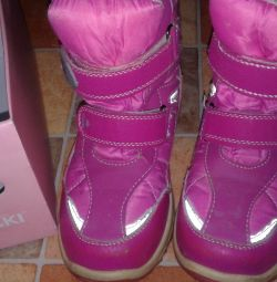 Boots 2 pairs 31 and 32 sizes